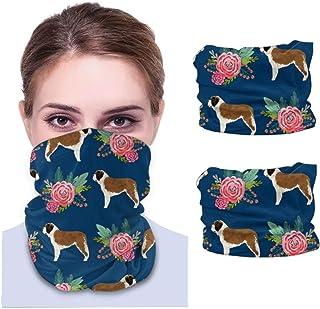 Nother Hundras blommig bukett unisex mikrofiber mode andas bandanas huvudbonad armband