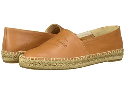 rag & bone Edie Espadrille (Tan) Women