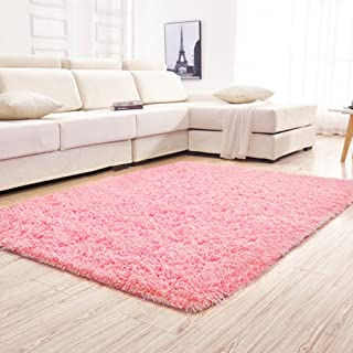 Amazon.com: Pink Area Rugs