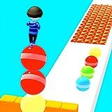 Ball Surfer - Stack & Ride Cube Bridge 3D Master Race