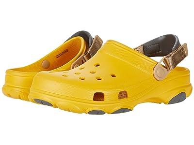 Crocs Classic All Terrain Clog (Canary) Clog Shoes