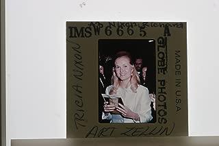 Slides photo of Tricia Nixon Cox