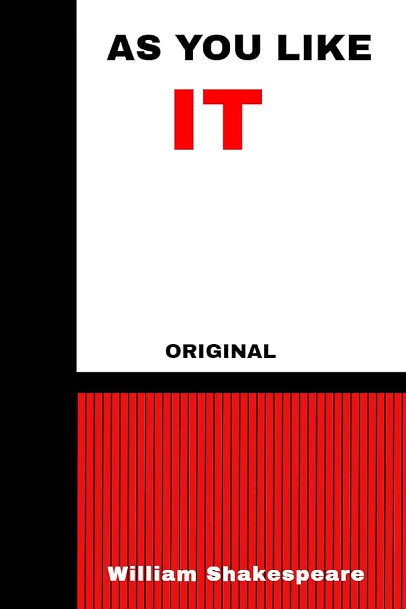 平野険しい上げるAs You Like It: Original (English Edition)