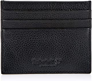 Timberland Mens Wallets, Card Cases & Money Organizers Bifold With Coin Wallet, (Chocolate Brown) (TMA1DJD)