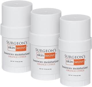 Surgeon's Skin Secret .78 oz Twist-up Sticks 3-Pack (Orange Citrus)