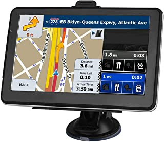 $71 » GPS Navigation for Car, Latest 2021 Map 7 inch Touch Screen Car GPS 256-8GB, Voice Turn Direction Guidance, Support Speed ...