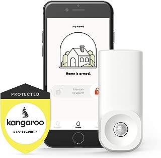 Kangaroo Home Security Motion Sensor (1 Pack, Free Plan)