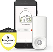 Kangaroo Home Security Motion Sensor (1 Pack, Free Plan)