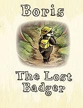 Boris the Lost Badger
