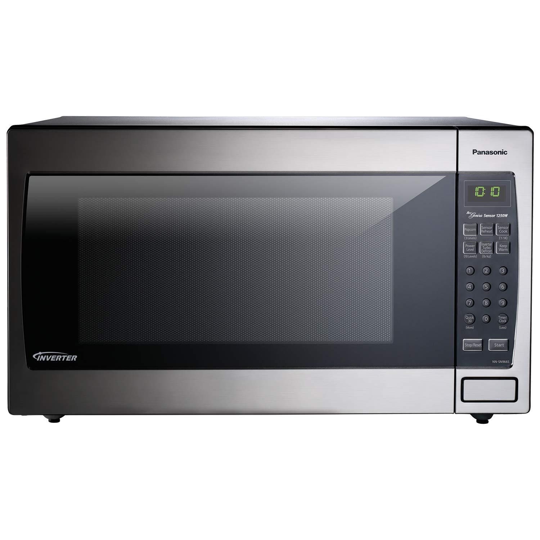 Panasonic Microwave NN SN966S Countertop Technology