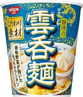 日清食品 雲呑麺 71g ×12個