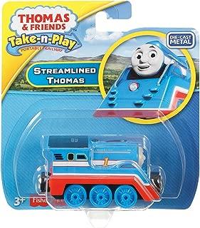 Fisher-Price Thomas & Friends Take-n-Play, Streamlined Thomas