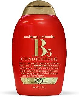 OGX Moisture Plus Vitamin B5 Conditioner, 13 Ounce