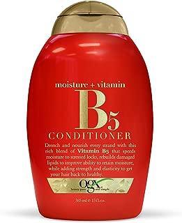 OGX Moisture + Vitamin B5 Conditioner, 13 Ounce