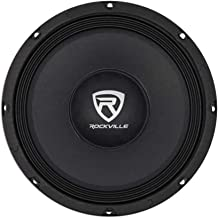 "$24 » Rockville RM68PRO 6.5"" 8 Ohm SPL Mid-Bass Midrange Car Speaker, 105dB 200w"