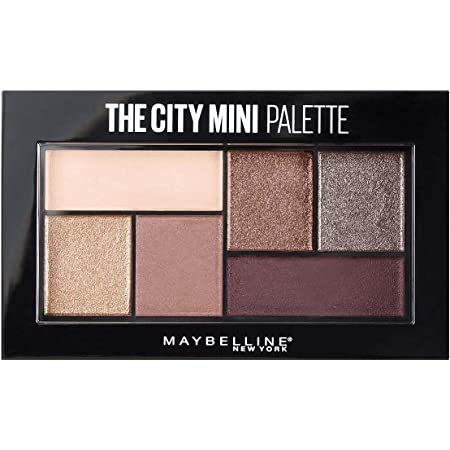 Maybelline The City Mini Palette, Chill Brunch Neutrals (Pack of 2)