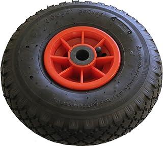 Rojo plástico neumático rueda de carro Reino Unido Kart Store