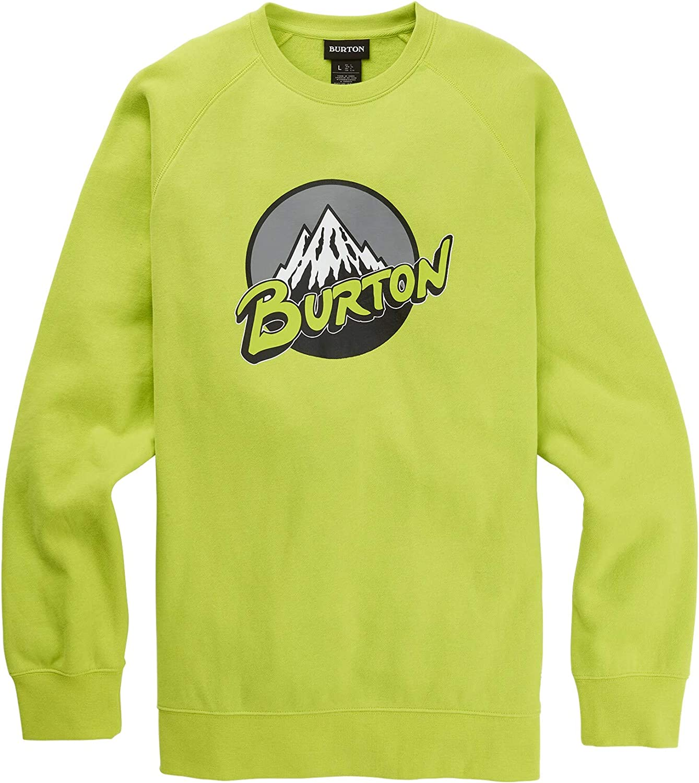 Burton Mens Retro Mountain Crew