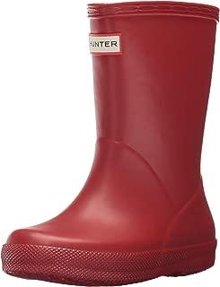 Hunter Kids Original First Classic Rain Boot (Toddler/Little