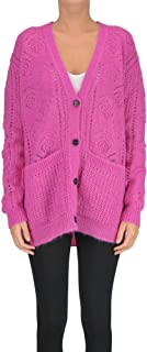 ROCHAS Luxury Fashion Womens MCGLMGC000006011I Fuchsia Cardigan | Season Outlet
