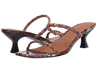 Sigerson Morrison Abnel (Natural Multi Leather) Women