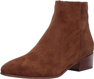 حذاء برقبة للكاحل للنساء من Aquatalia, (خشب الجوز), 41 EU