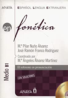 Fonética. Nivel medio B1: Fonetica - nivel medio B1 con soluciones + CD (2)