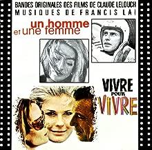 Bandes Originales Des Films De Claude Lelouch: Un Homme Et Une Femme / Vivre Pour Vivre