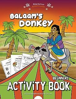 Balaam's Donkey Activity Book (Beginners)