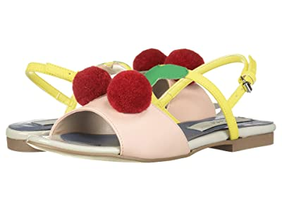 Stella McCartney Kids Cherry Sandals (Little Kid/Big Kid) (Multi) Girl