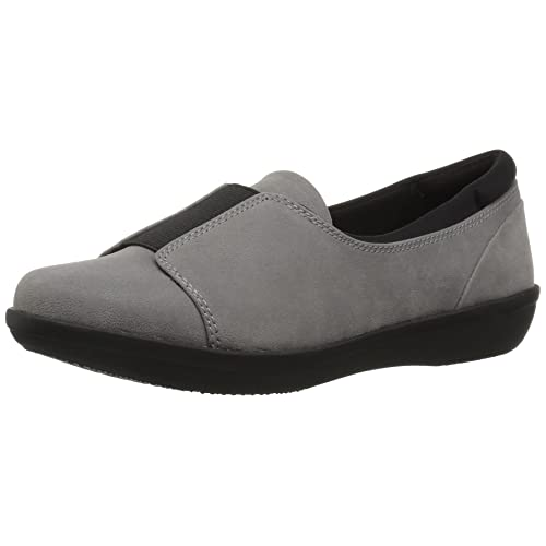 cb41c9d042bc Grey Loafers CLARKS  Amazon.com