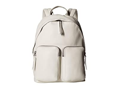 ECCO Casper Small Backpack (Off-White) Backpack Bags