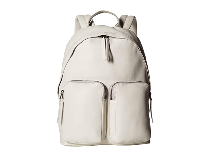 00646a94684 ECCO Casper Small Backpack (Off-White) Backpack Bags