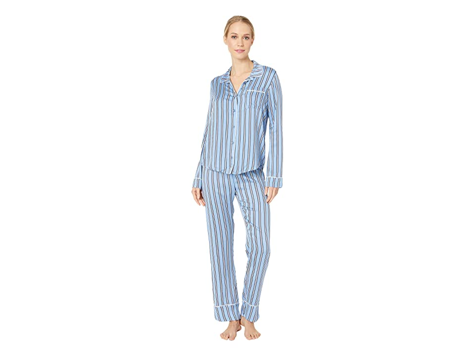 P.J. Salvage Runway PJ Set (Peri) Women