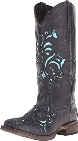 Laser Cut Metallic Underlay Boot