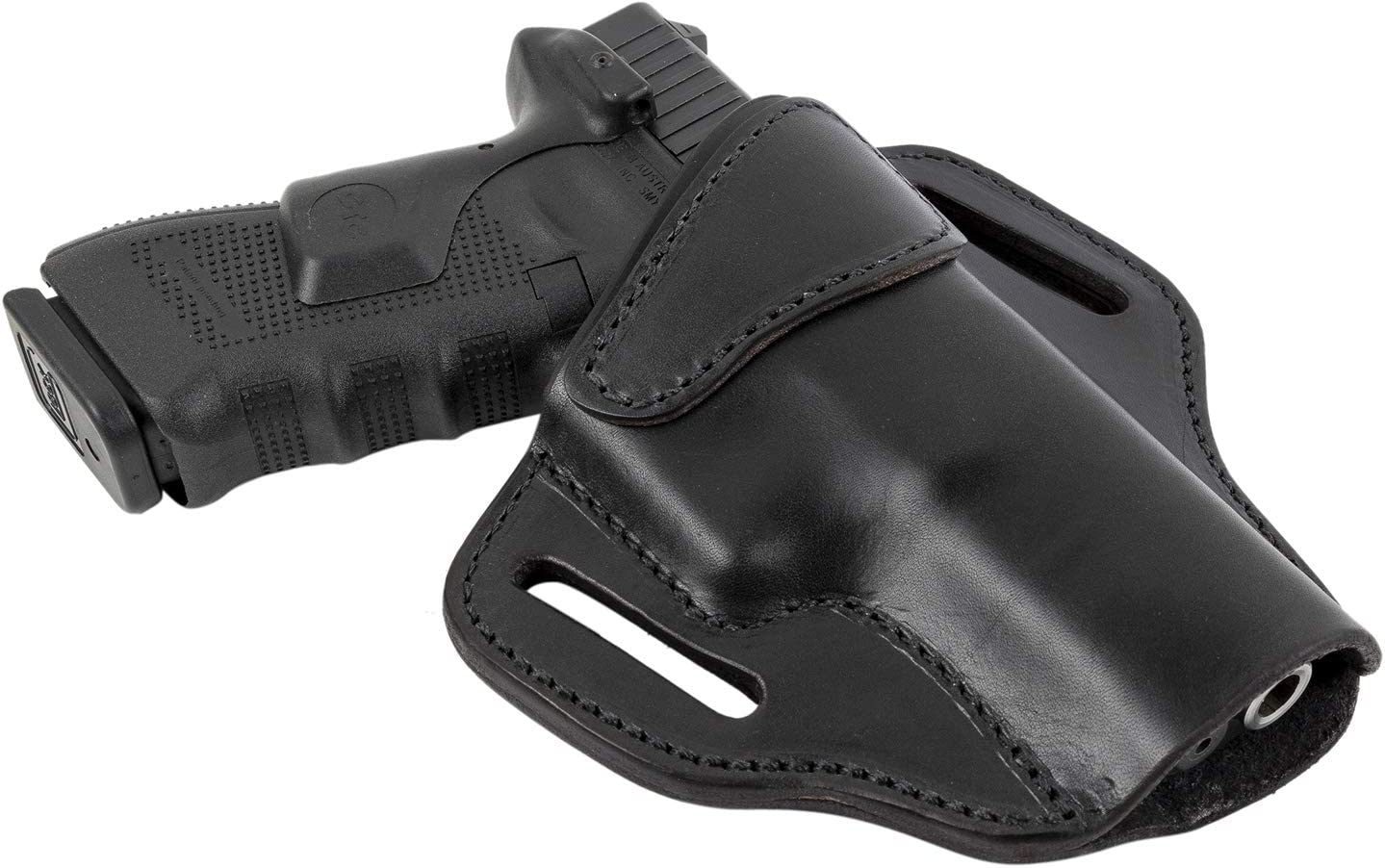 2021 spring and summer new Relentless Tactical Ultimate Leather Holster i OWB Made New arrival Slot 2