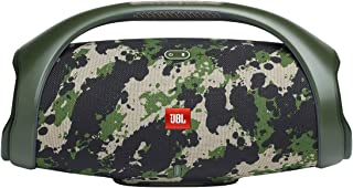 JBL Boombox 2 - Portable Bluetooth Speaker, Powerful Sound and Monstrous Bass, IPX7 Waterproof, 24 hours of Playtime, Powe...