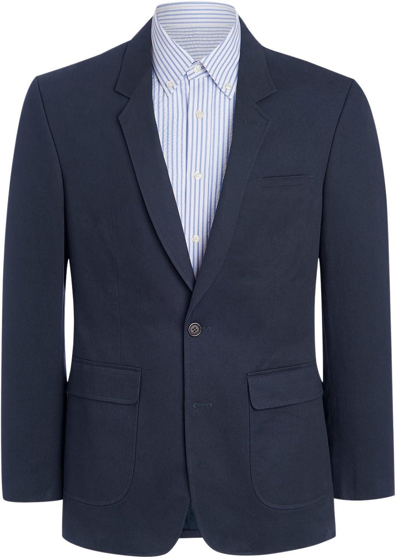 Pegasus Mens Tailored Cotton Jacket