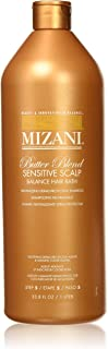 Mizani Butter Blend Balance Hair Bath For Sensitive Scalp for Unisex, 33.8Oz., 1088.62g