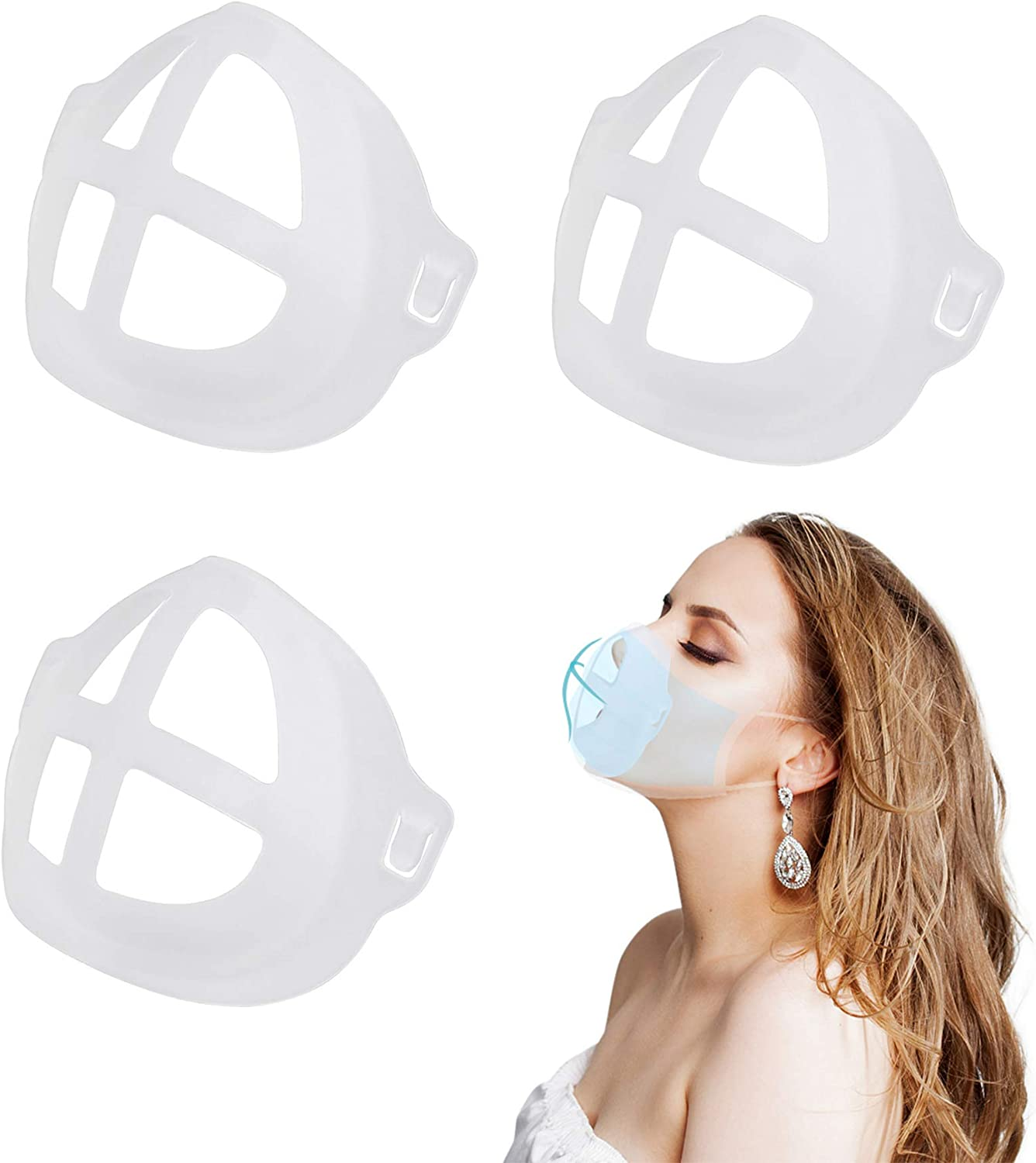 MIAODAM 3D Mask Bracket Face Breath OFFer Ranking TOP1 Frame Support To Space