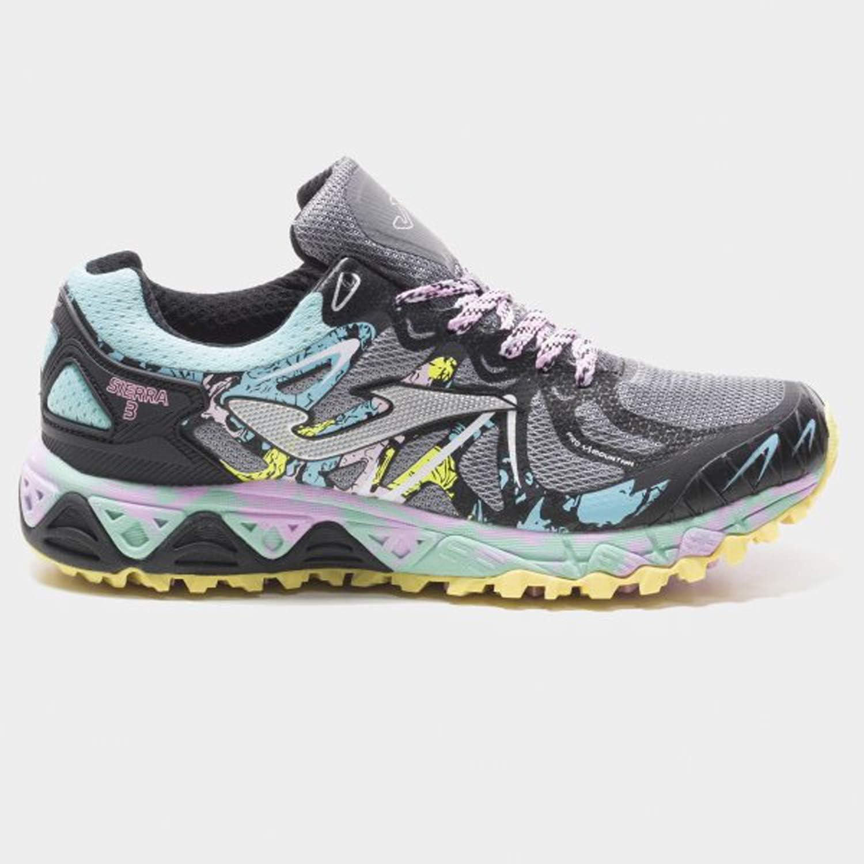Joma Trekking shoes TK_Sierra Lady 801 Black shoes men