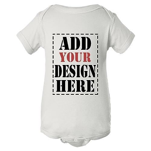 d1cdb0cbb Design Your OWN Onesie - Custom Baby Onesies - Personalized Newborn Outfits