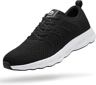 CAMEL CROWN أحذية الجري خفيفة الوزن أحذية المشي للرجال مريحة متماسكة العليا وسادة رياضية للجري التنس والتمارين الرياضية