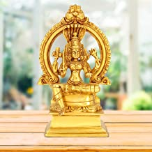 Artvarko Brass Goddess Durga Mariamman Devi Mariaai Maariamma Amman Aatha South Indian Goddess of Rain and Curing Diseases...