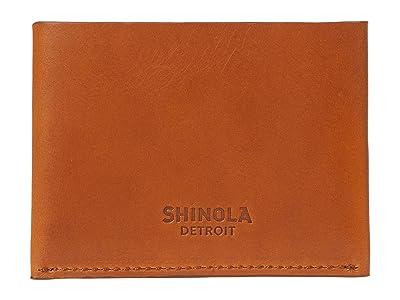 Shinola Detroit Utility Card Case