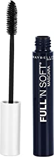 Maybelline Full 'N Soft Washable Mascara, Very Black, 1 Tube