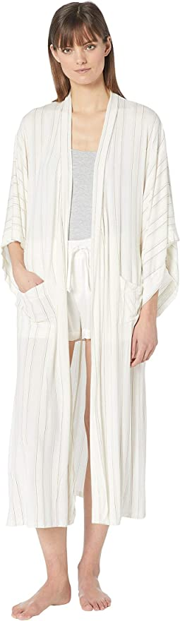 Summer Stripes - The Parlor Robe