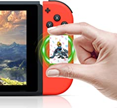 MKKT NFC Cards for The Legend of Zelda Breath of The Wild Switch Wii U, 22pcs with Crystal Case