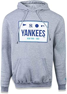 MOLETOM CANGURU FECHADO NEW YORK YANKEES MLB NEW ERA 15b6e012713