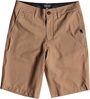 Quiksilver Boys' Big Union Amphibian Youth 19 Hybrid Walk Short